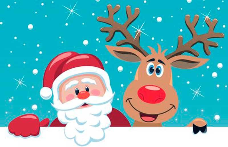 cuentos cortos de navidad inventados