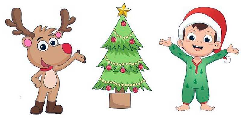 cuentos de navidad cortos inventados
