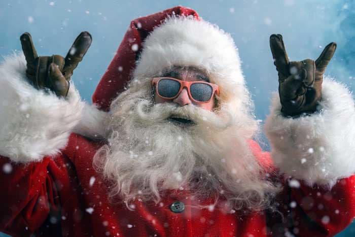 felicitaciones de navidad graciosas animadas