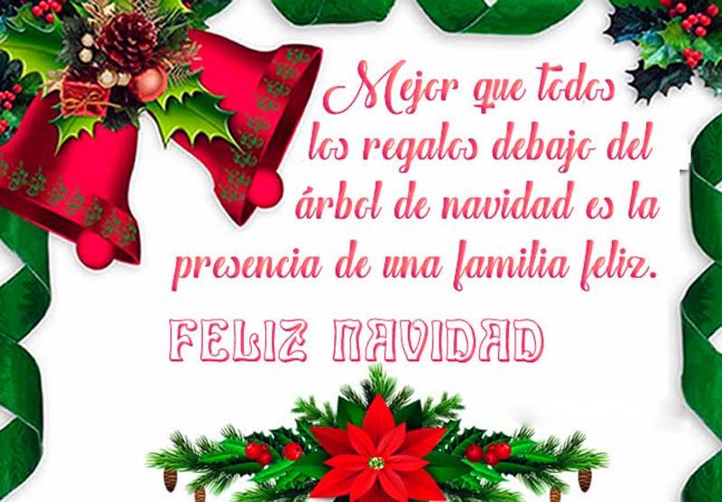 felicitaciones de navidad para los amigos