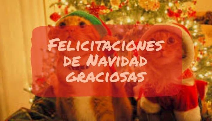 felicitaciones graciosas decorar navidad
