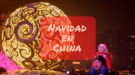 navidad china