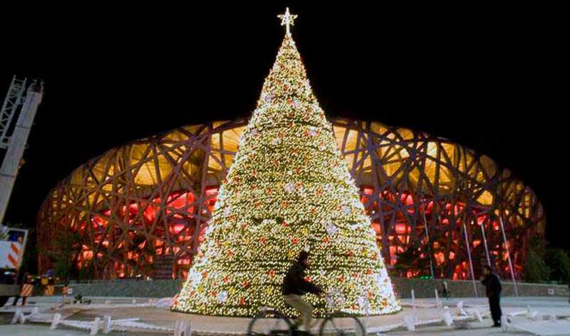 navidad en china fecha