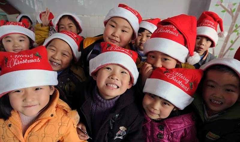 navidad en china tradiciones